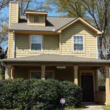 Rental info for Renovated Home Convenient To I75 in the Atlanta area