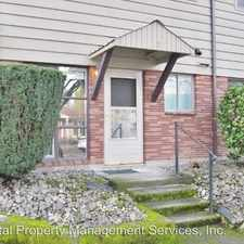 Rental info for 3717 SW Corbett Ave