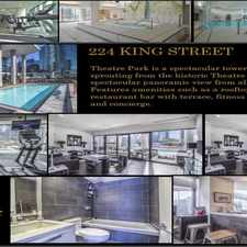 Rental info for 224 King Street in the Rustic area