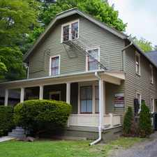 Rental info for Apartment In Prime Location. Washer/Dryer Hookups! in the Ithaca area