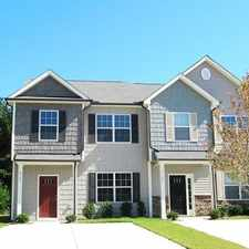 Rental info for Charming 3 Bedroom, 2.50 Bath in the Raleigh area