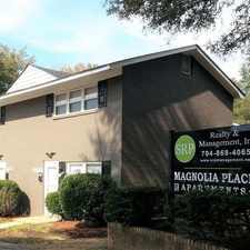 Rental info for Two Bedroom Apartment Near Uptown: Half Off 1st... in the Charlotte area