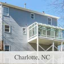 Rental info for Outstanding Opportunity To Live At The Charlott... in the Charlotte area