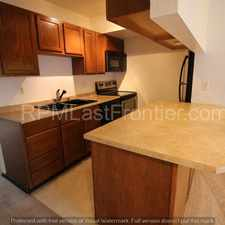 Rental info for Dimond two bedroom apartment with a washer and dryer!