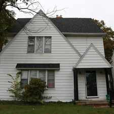 Rental info for House For Rent In Shaker Heights. in the Shaker Heights area