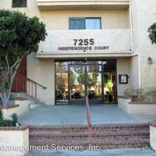 Rental info for 7255 Independence Ave in the Los Angeles area