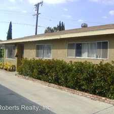 Rental info for 17838 -17842 DOWNEY AVE in the Long Beach area