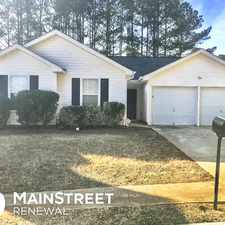 Rental info for $1195 3 bedroom Apartment in DeKalb County Lithonia in the Redan area