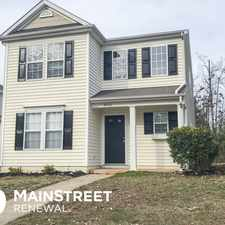 Rental info for $1345 3 bedroom Apartment in Mecklenburg County Mint Hill in the Charlotte area