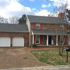 Rental info for $1645 3 bedroom Apartment in Other Davidson County in the Nashville-Davidson area