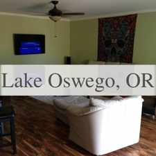 Rental info for Save Money With Your New Home - Lake Oswego in the Lake Oswego area