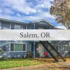Rental info for Spacious 2 Bedroom 1 Bath Upstairs Unit in the Salem area
