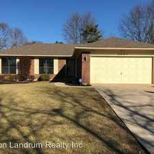 Rental info for 2807 Dandor Road