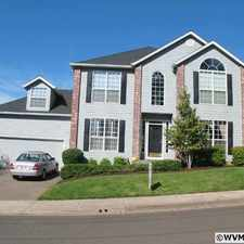 Rental info for Beautiful 4 Bedroom Off Of Creekside Golf Course in the Salem area