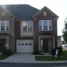 Rental info for 9827 Grettle Court in the Raleigh area