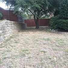 Rental info for House For Rent In Garland. Parking Available! in the Dallas area
