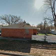 Rental info for House For Rent In Amarillo. Parking Available!