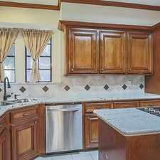 Rental info for Well Maintained Home On A Quiet. in the Houston area