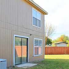 Rental info for Convenient Location 3 Bed 2 Bath For Rent in the San Antonio area
