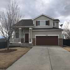 Rental info for Three Bedroom In Colorado Springs in the Colorado Springs area
