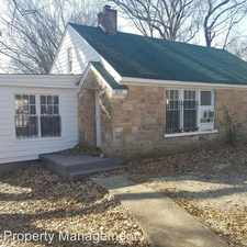Rental info for 2679 Woodlawn Ter in the Frayser area