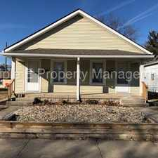 Rental info for 2 Bedroom 1 Bath Duplex- No yard maintenance! in the Indianapolis area