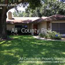 Rental info for 2934 West Campbell Road