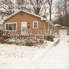 Rental info for 1935 Adelaide Blvd in the 44278 area