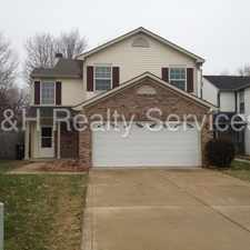 Rental info for Bright and Airy 2-Story in Parkside Crossing! in the Lawrence area