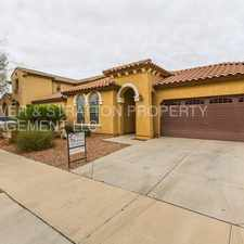 Rental info for 14766 W JENAN DR - 3BR 2BA Cactus/Bullard - BEAUTIFUL SINGLE LEVEL HOME CLOSE TO SHOPPING, RESTAURANTS, FITNESS CENTER AND SCHOOLS! GRANITE COUNTERS, REFRIGERATOR - CLOSE TO 303 AND LUKE AFB - CALL TODAY!