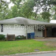 Rental info for Cammack Village Home for lease in the Little Rock area