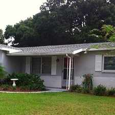 Rental info for 1,033 Sq. Ft. House - In A Great Area. in the Clearwater area