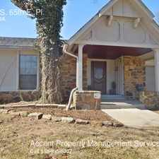 Rental info for 8626 S. 65th E. Pl. in the Tulsa area