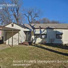 Rental info for 143 North Marion in the Tulsa area