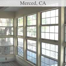 Rental info for A HOME FOR THE HOLIDAYS AND BEYOND. Pet OK! in the Merced area