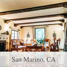 Rental info for Fully Furnished And Charming Spanish Colonial H... in the Pasadena area