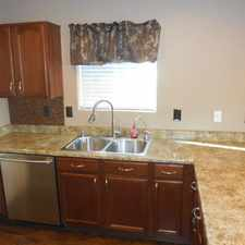 Rental info for Incredible 4 Bedroom, 2. 5 Bathroom Plus Den &#... in the San Tan Valley area