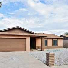 Rental info for Great Central Location 3 Bedroom, 2 Bath. Washe... in the Phoenix area