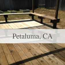 Rental info for Petaluma Luxurious 3 + 2. Pet OK!