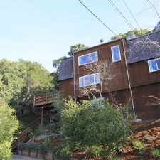 Rental info for San Rafael: Two Level Home On A Quiet Cul-de-sa...
