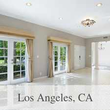 Rental info for Amazing 3 Bedroom, 3.50 Bath For Rent in the Los Angeles area