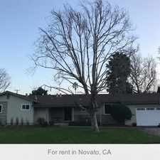 Rental info for Single Level Home With Private Backyard. in the Novato area