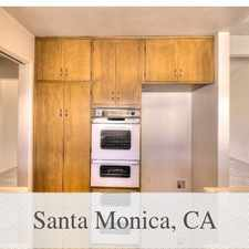 Rental info for 2 Bedrooms Apartment In Quiet Building - Santa ... in the Los Angeles area