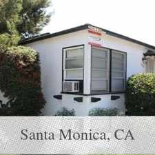 Rental info for Charming 1 Bedroom, 1 Bath in the Los Angeles area