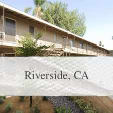 Rental info for Welcome To Linden Apartments InBeautiful Apartm... in the Riverside area