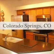 Rental info for Average Rent $1,175 A Month - That's A STEAL! in the Colorado Springs area