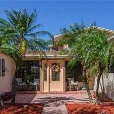 Rental info for LIVE WHERE PEOPLE VACATION. Parking Available! in the Fort Lauderdale area