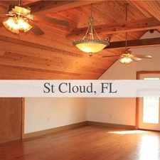 Rental info for Pet Friendly 3+2 House In St Cloud. Washer/Drye...