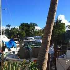 Rental info for This Apartment Is A Must See. Pet OK! in the Fort Lauderdale area
