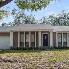 Rental info for You'll Love Living In This Stylish Home. Washer... in the Altamonte Springs area